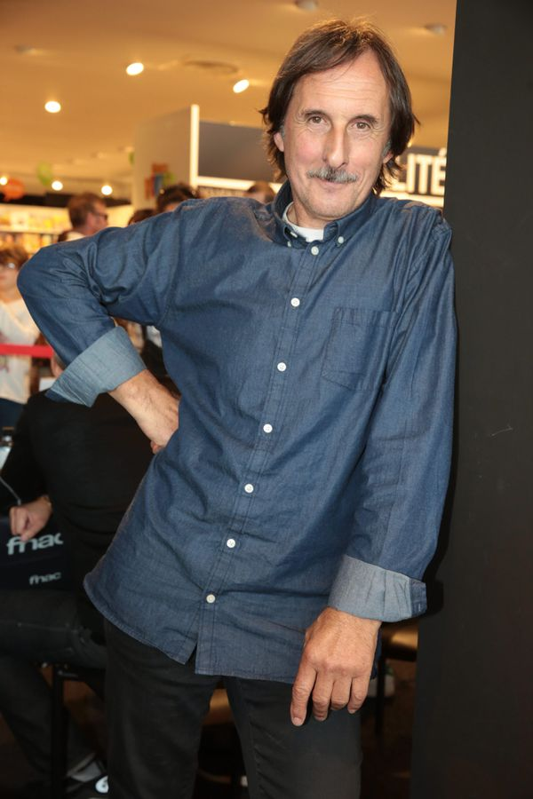 Petru Guelfucci in Aiacciu in 2015.