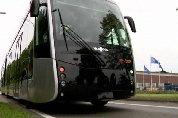 Fébus, le bus à hydrogène de Pau
