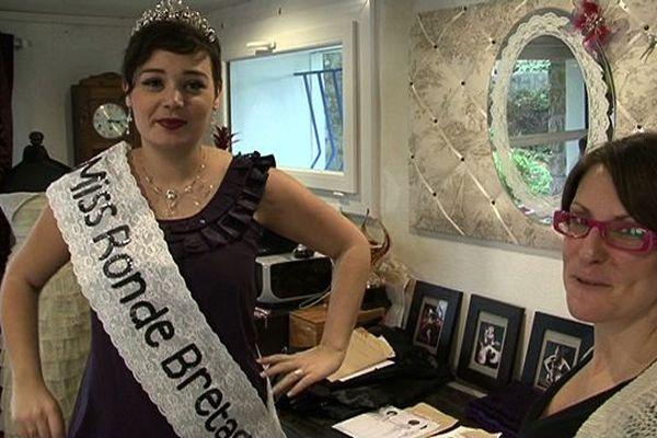 """""""Miss ronde Bretagne"""""""