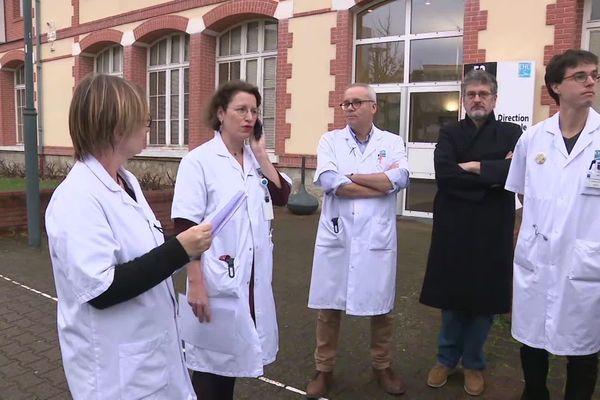 Les chefs de service de Rennes ont présenté leur démission