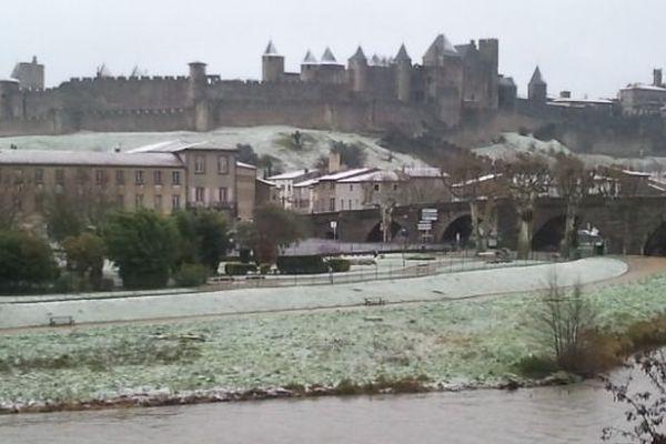 Ce 22 janvier 2013 à Carcassonne