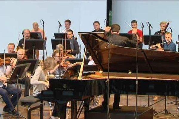 Les plus grands pianistes se produisent dans ce festival