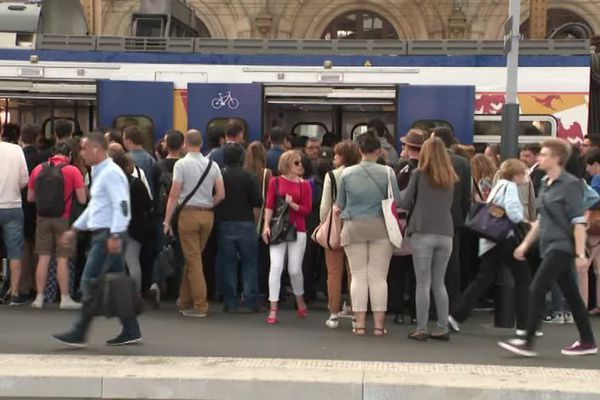 Un dispositif monté avec les rectorats devrait garantir la circulation des trains qui desservent les centres d'examen.