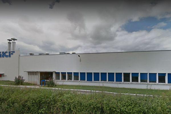 Le site SKF Slewing Bearings d'Avallon est une filiale du groupe suédois SKF