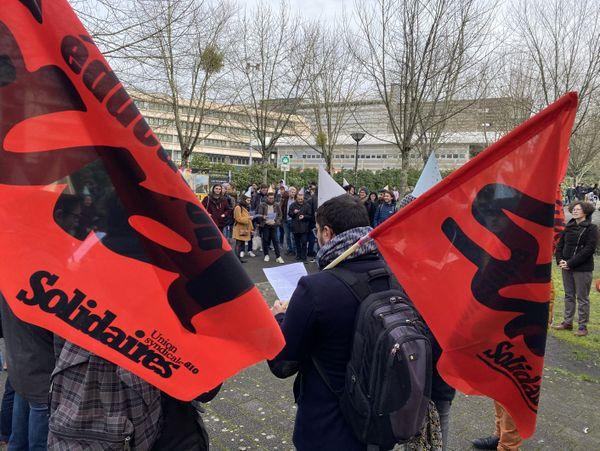 Le syndicat Sud Education s'est montré très critique sur le bilan du Président de l'Université