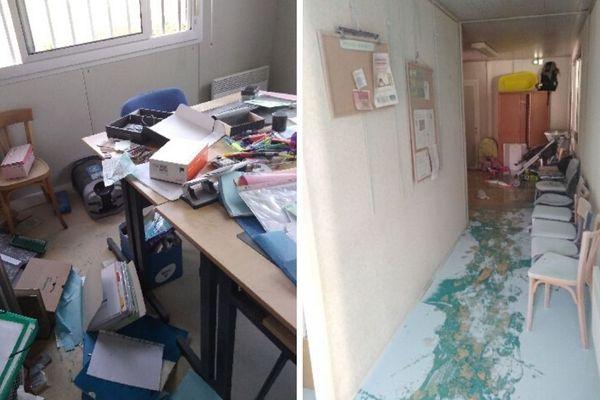 Le local du secours populaire d'Issoire a été vandalisé dans la nuit du 2 au 3 février.