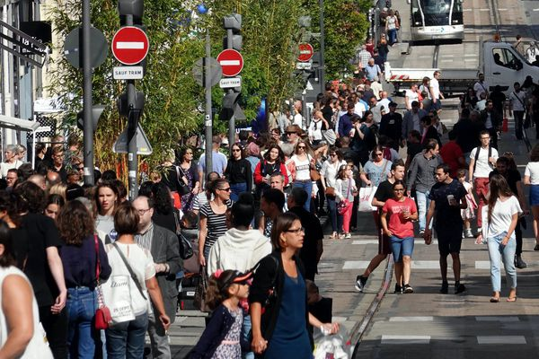 La Lorraine compte 8.500 habitants de moins en 2019 qu'en 2018.
