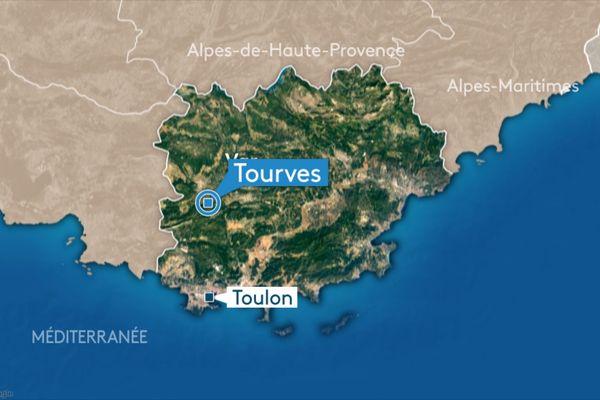 Le couple a été retrouvé mort à Tourves dans le Var.