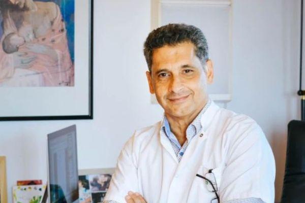 Le docteur Casta espère trouver un ou une collègue pour partager son cabinet à Carpentras.