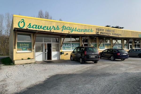 Ô Saveurs Paysannes est le plus ancien magasin en circuit court du Tarn.