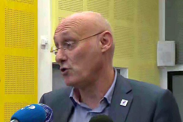 Montpellier - Bernard Laporte en conférence de presse - 24 septembre 2020.