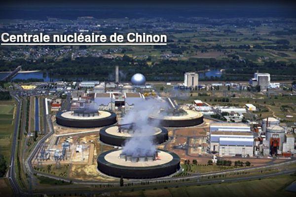 Centrale de Chinon