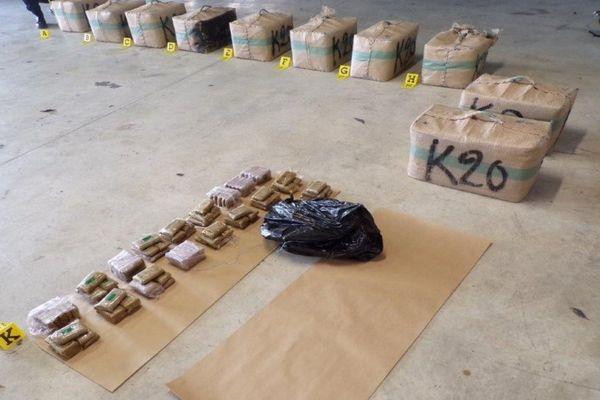 Un go-fast avec plus de 300kg de stupéfiants intercepté dans la Marne.