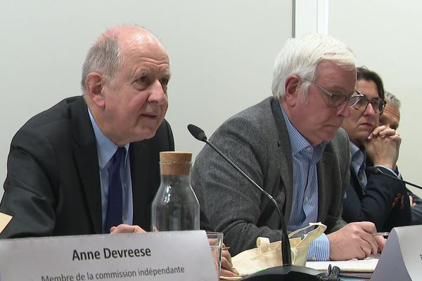 Les représentants de la Ciase sont venus expliquer leur démarche à Lille.