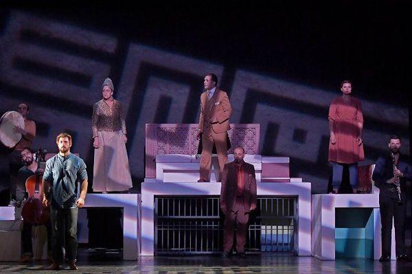 Le premier opéra arabe du Festival d'Art Lyrique d'Aix-en-Provence