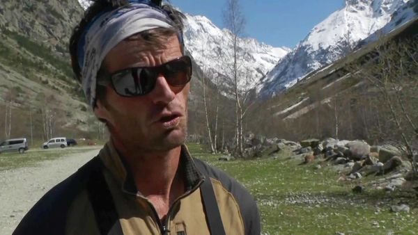 Hugues Beaume alpiniste