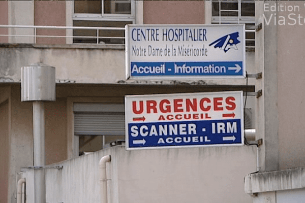 Hôpital d'Ajaccio