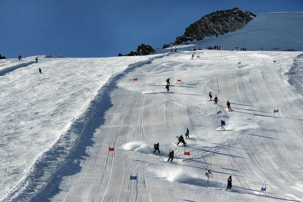 La compagnie des Alpes gère, entre autres, la station de Tignes, en Savoie.