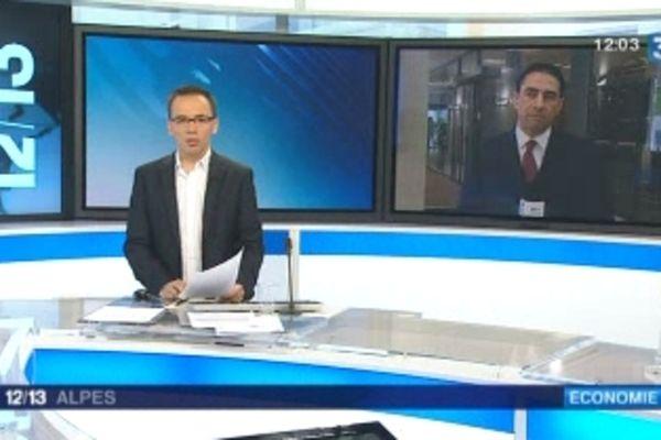 Gérald Karsenti a été nommé à la tête de HP France en juillet 2011.