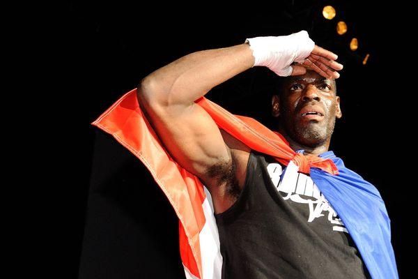 Le boxeur Patrice Quarteron, ici en 2012.