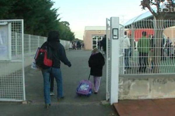Ecole primaire à Bastia (Archives)