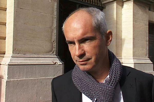 Jean-Marc Darrigade - avocat de Luka Karabatic et Jennifer Priez - novembre 2016.