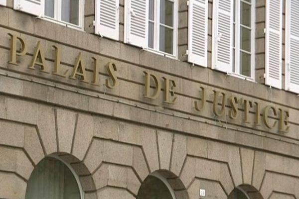 palais de justice de Guéret (Creuse)