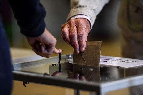 Bureau de vote, image d'illustration.