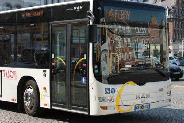 Un bus du réseau Vectalia