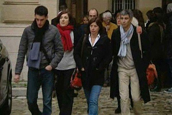 Procès de l'affaire Léa au palais de justice de Montpellier du 17 au 21 novembre 2014