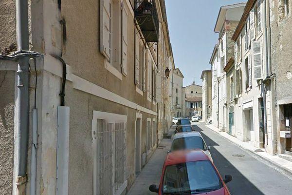 Les faits ont eu lieu rue d'Artagnan à Auch
