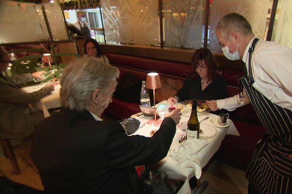 Le soir du nouvel an 2020, les restaurants affichaient complet à Monaco.