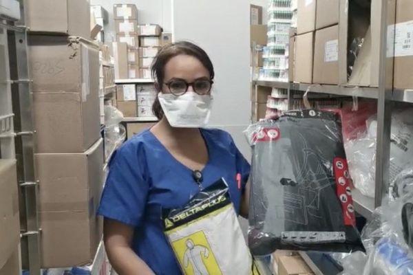 Les infirmières ont reçu de nombreux dons après leur cri d'alerte sur Facebook.