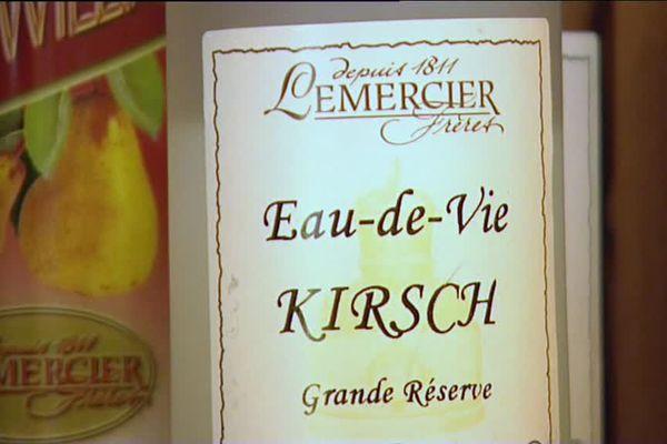 Le kirsch de la distillerie Lemercier récompensé au salon de l'agriculture 2017