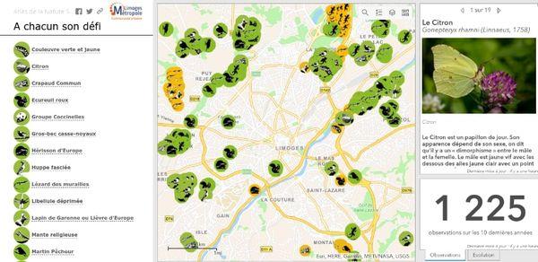 Nature Sauvage est à retrouver sur le site internet de Limoges Métropole