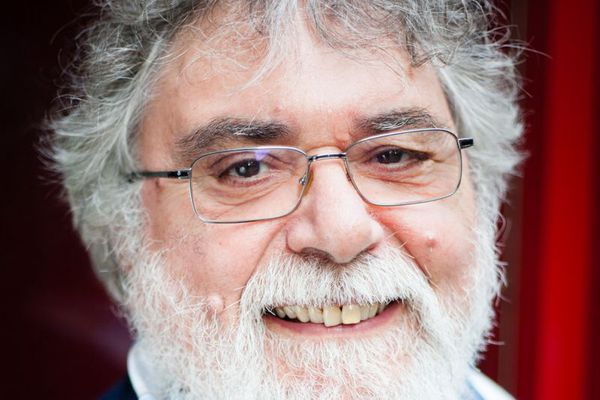 Natif de Saint-Quay-Portrieux, le scénariste et dessinateur Jean-Claude Fournier ne se voit pas vivre ailleurs qu'au Portrieux.