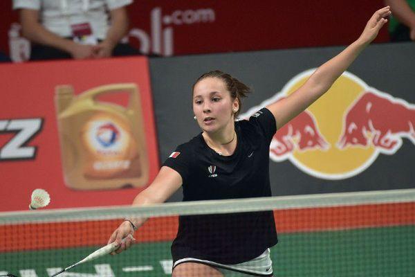 Bons débuts pour Delphine Lansac aux Mondiaux de badminton 2015
