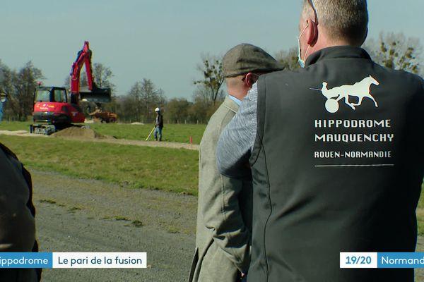 La fusion entre les hippodromes de Gournay-en-Bray et Mauquenchy sera officielle en juin 2021.