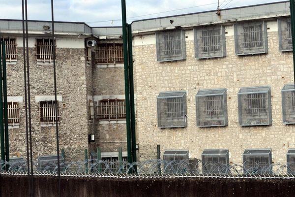 La maison d'arrêt de Tours, en Indre-et-Loire, où un détenu a été retrouvé mort le 15 septembre. Photo d'illustration