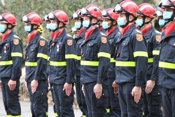 La sécurité civile vient en renfort lorsqu'il faut prévenir et secourir la population partout dans le monde.