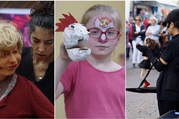 Le festival mondial des théâtres de marionnettes à Charleville, c'est toute une ville qui se met à l'heure de la marionnette