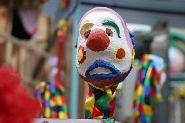 Pas de carnaval à Belfort le 29 mars, en raison des cas de coronavirus en France.
