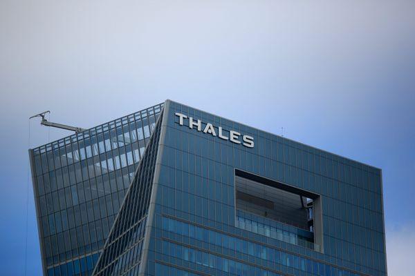 Le siège du groupe Thales se trouve dans le quartier de la Défense. Photo d'illustration