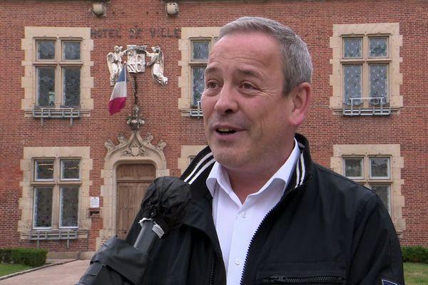 Jacques-François Coiquil, futur maire d'Auxonne.