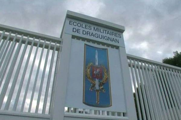 Ecole militaire de Draguignan