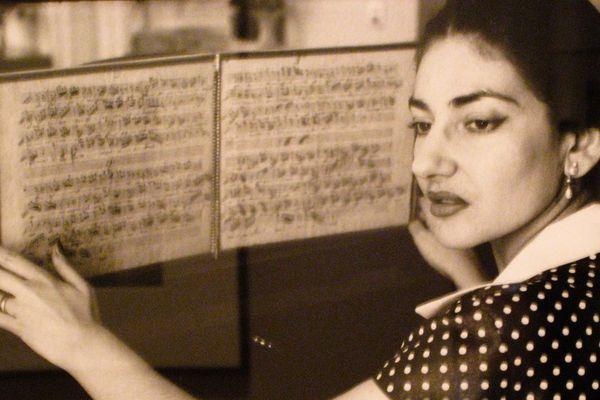 Maria Callas - 1955