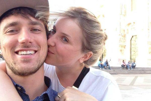 Marie Lausch et Mathias Dymarski - victimes au Bataclan le 13 novembre 2015.
