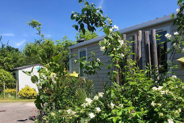 Camping Ker Helen au Teich, l'un des 140 campings en Gironde.