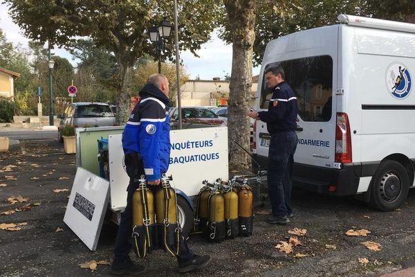 Les spécialistes de la brigade nautique de Saint-Cyprien (Pyrénées-orientales) ont participé au dispositif de recherches et de constatations subaquatiques, mettant leur expertise au service des enquêteurs.