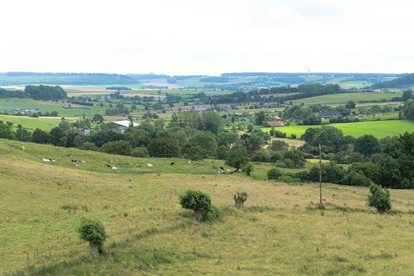 Ciel plus nuageux ce jeudi matin sur le Cotentin, le pays de Bray et les collines normandes